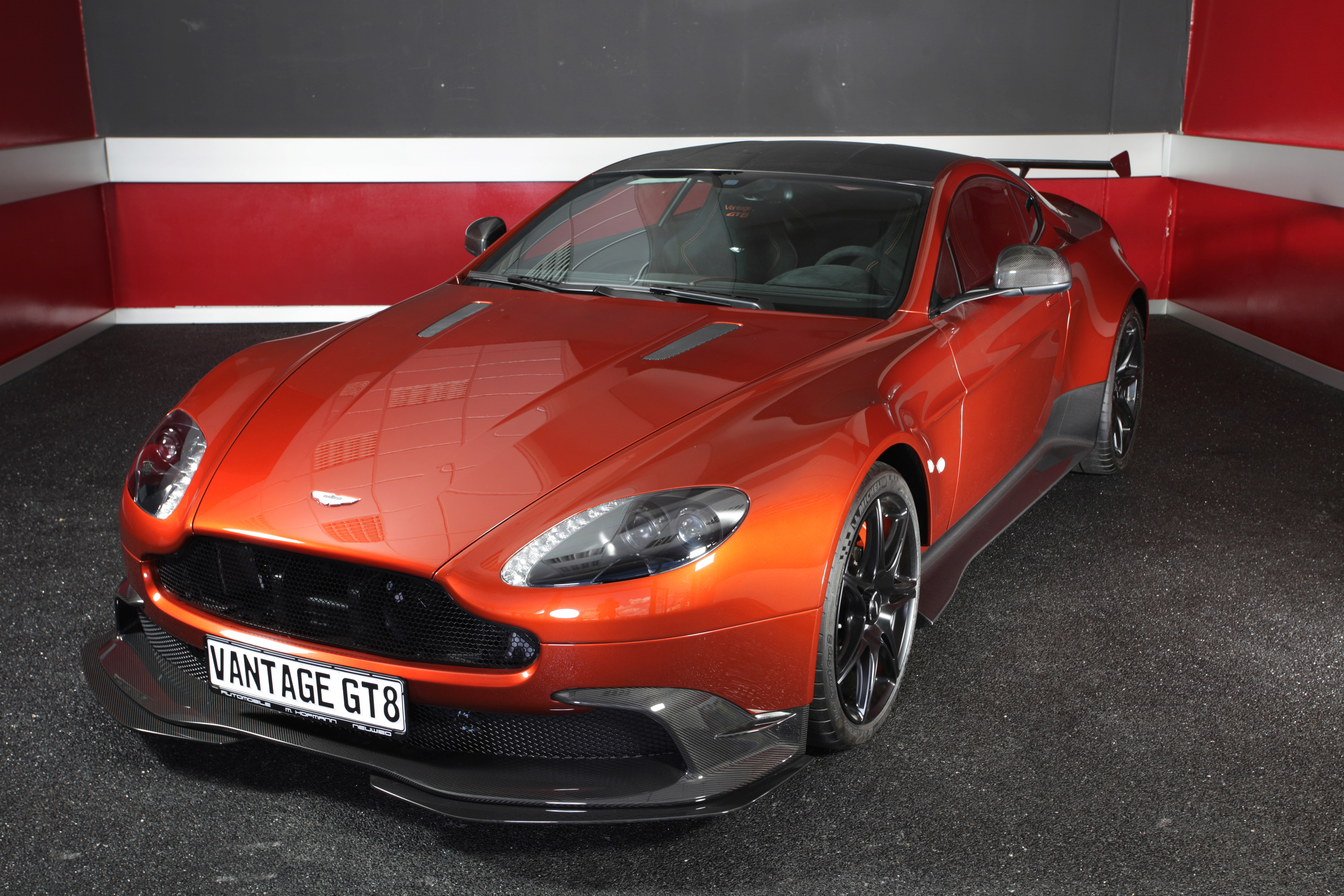 Aston Martin Gt8 Nr 149 Von 150 Mehrwertsteuer Ausweisbar 280 000280 000 Hofmann Automobile
